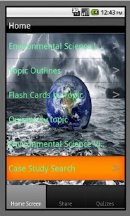 Environmental Science Buddy - screenshot thumbnail