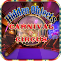 Hidden Objects Carnival Circus - Fun Object Game
