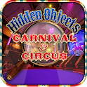 Hidden Objects Carnival Circus icon