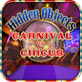 Hidden Objects Carnival Circus