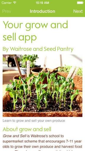 Grow and Sell