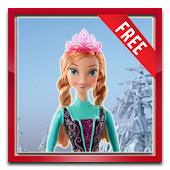 Princess Doll Puzzle for Kids