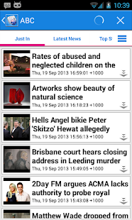 Australia News - screenshot thumbnail