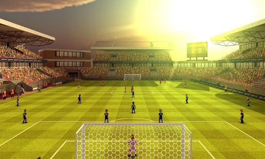 Striker Soccer 2 Screenshot 3