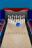 Screenshot of Bowling Mania