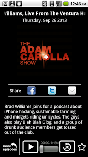 The Adam Carolla Show - screenshot thumbnail