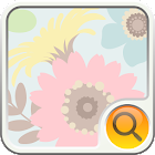 flowering Search Widget icon