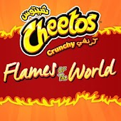 Cheetos - Flames of the World