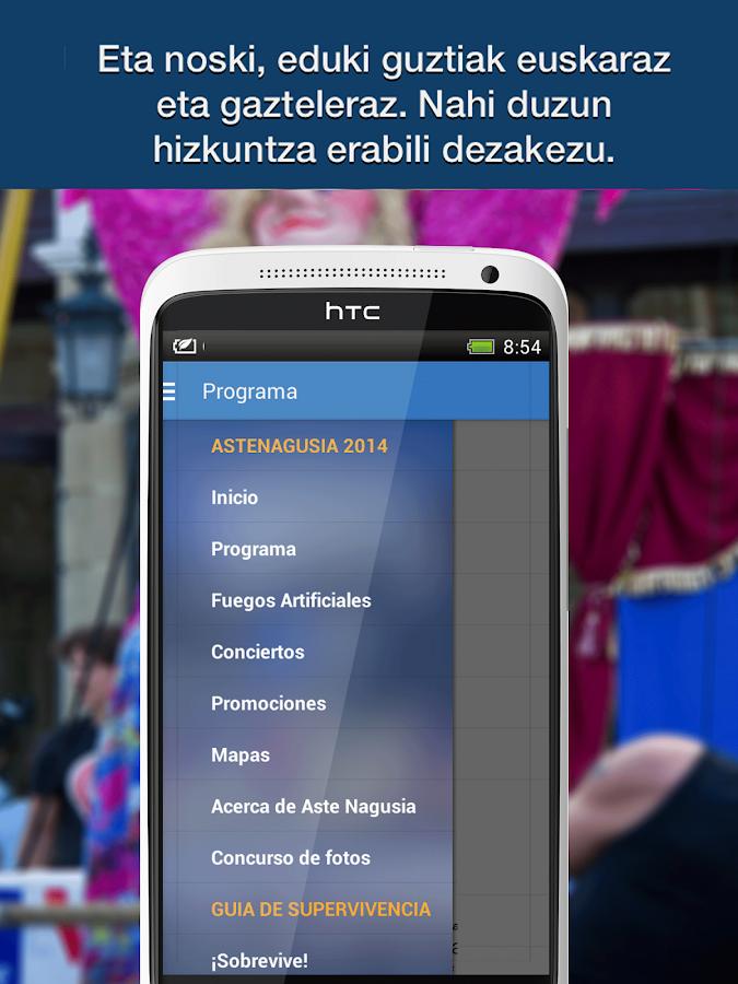 Aste Nagusia 2014 ¡Sobrevive! - screenshot