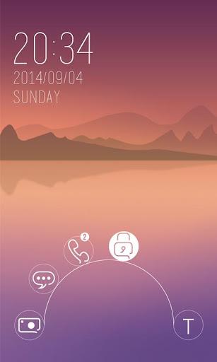 玩個人化App TCL鎖屏免費 APP試玩
