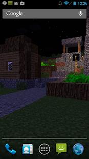 ZombieTown-Minecraft-Wallpaper 2