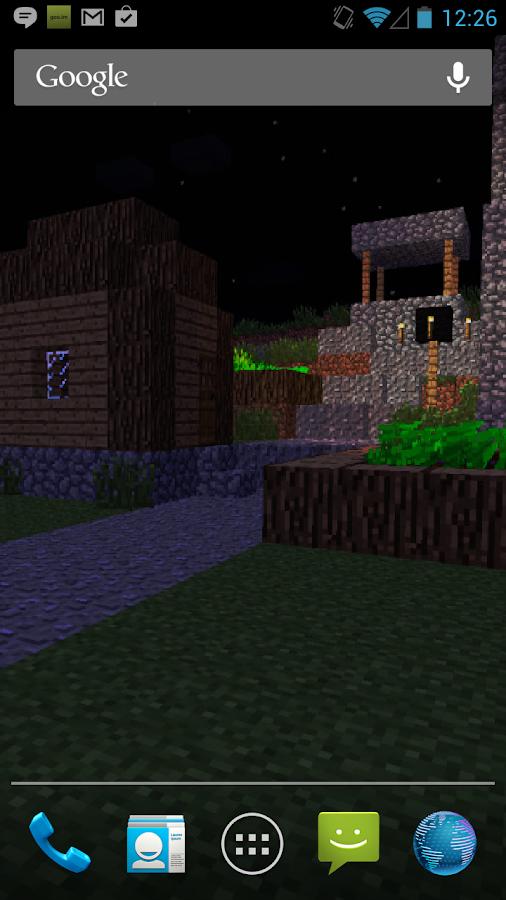 ZombieTown-Minecraft-Wallpaper 6