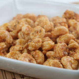 Sauteed Shrimp With Chipotle Chiles.