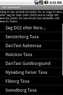 Taxi Denmark- screenshot thumbnail
