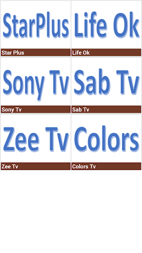 Indian Tv Live - Shows