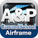 FAA A&P Airframe Test Prep icon