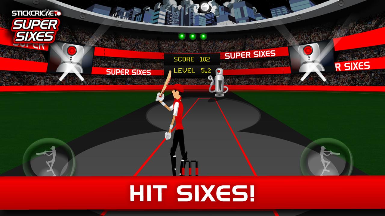 Stick Cricket Super Sixes screenshot #12