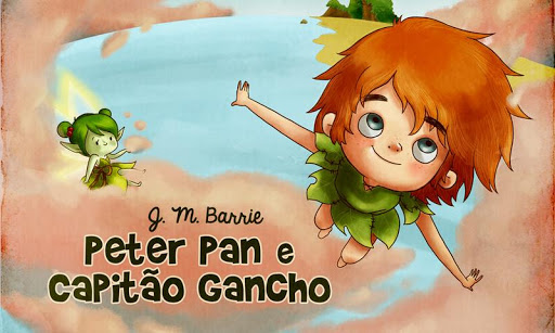 Peter Pan e Capitão Gancho