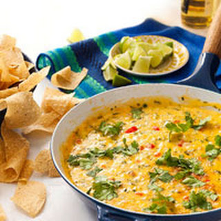 Spicy Cilantro Queso.
