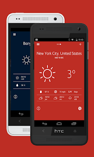 Meteo Alarm- screenshot thumbnail