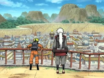 Naruto - A New Training Begins: I Will Be Strong!