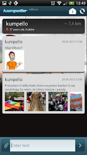 kumpello gay dating community- screenshot thumbnail