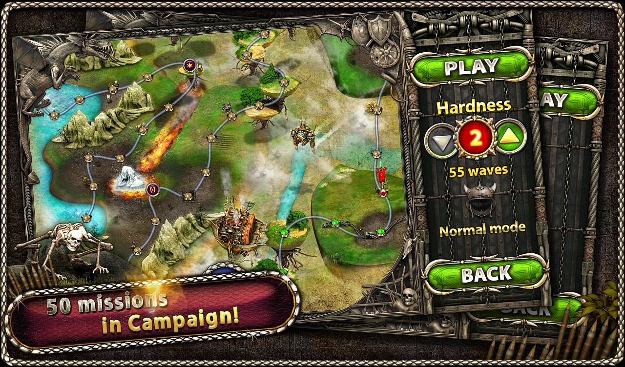 Myth Defense 2: DF screenshot #5