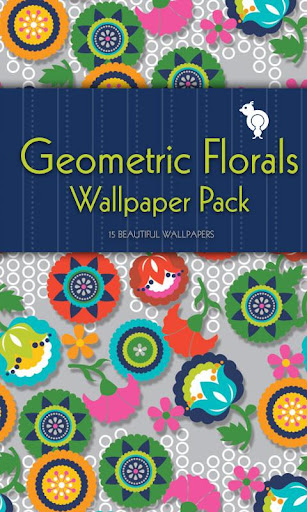 Fun Florals Wallpapers