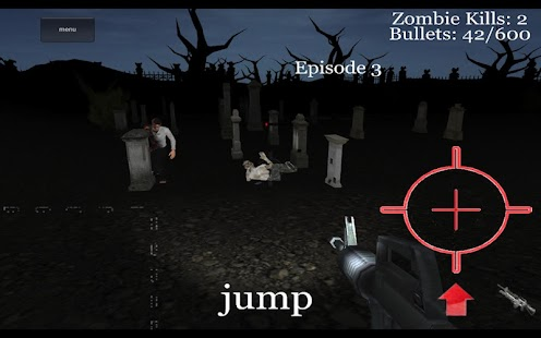 Zombie Hunter 3D - screenshot thumbnail