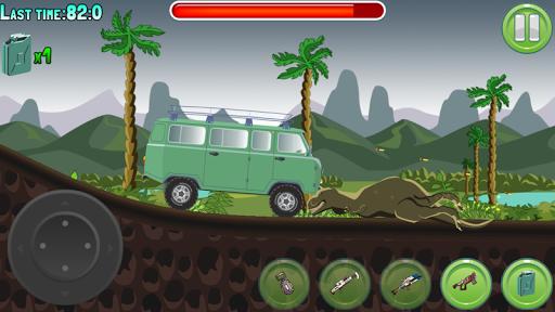 Jurassic Driver