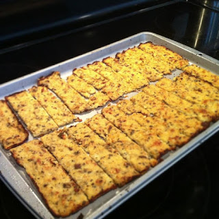 "Cauliflower ""Bread""sticks."