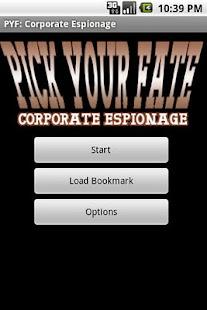 PYF: Corporate Espionage- screenshot thumbnail