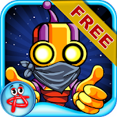 Jump Robot: Space Adventure