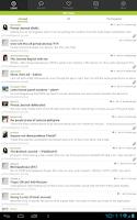 Screenshot of Mark's Daily Apple Forum