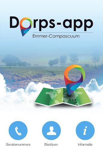 Dorps-app Emmer-Compascuum