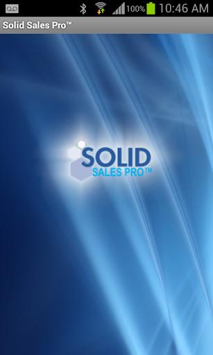 Solid Sales Pro™