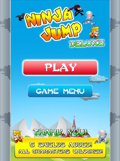 Ninja Jump Deluxe image | 12