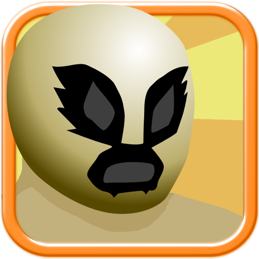 Drop Kick Forever:プロレス技でぶっ飛ばせ 街機 App LOGO-硬是要APP