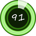 Battery Circle Widget icon
