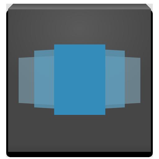 FancyCoverFlow 程式庫與試用程式 App LOGO-APP開箱王