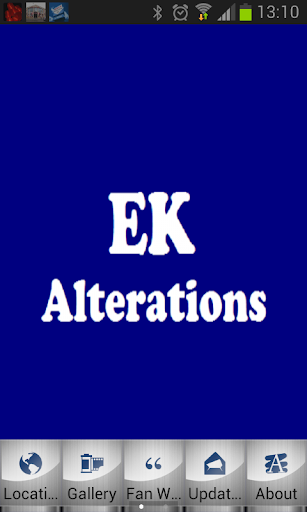 EK Alterations