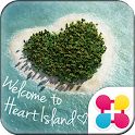 Heart Island Wallpaper
