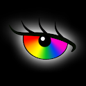 Color Un-Blind colorblind aid icon