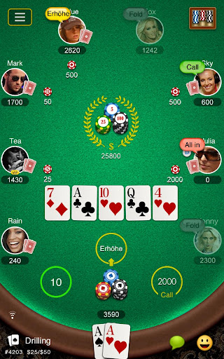 Texas Poker Master