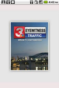 WRCB Chattanooga Traffic - screenshot thumbnail