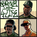 GTA San Andreas : Grove Street icon