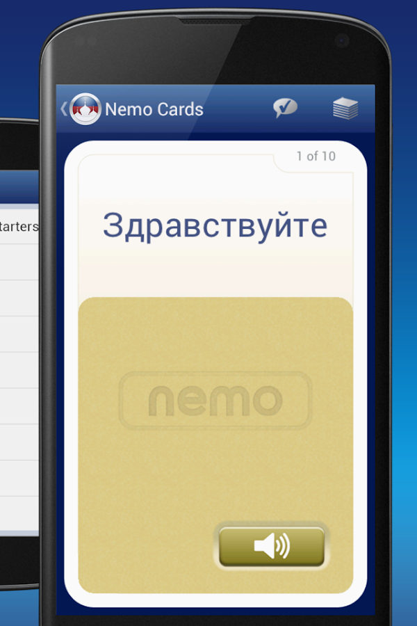 FREE Russian by Nemo- screenshot