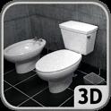 Escape 3D: The Bathroom icon