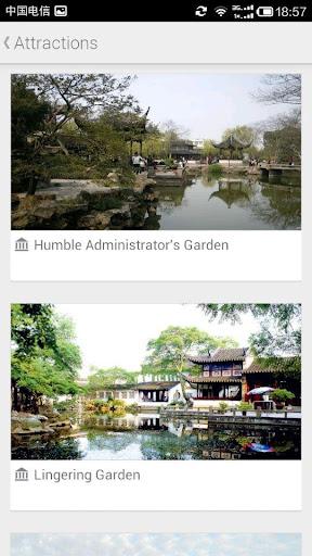 Travel in Suzhou