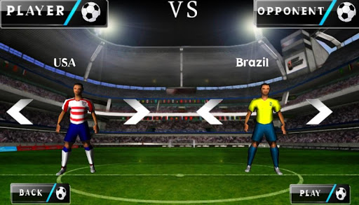 Soccer Football Club World Cup